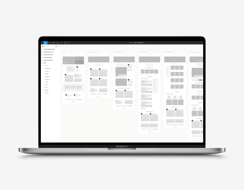 Affordable Feminine WordPress Website Design, Branding & Maintenance